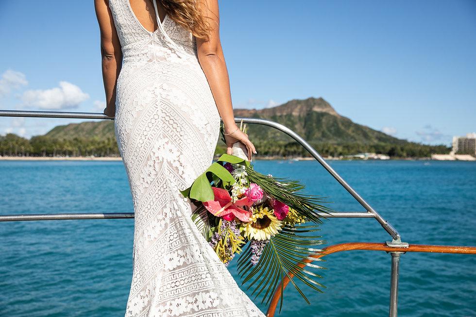 Vida Mia Weddings Diamond Head Waikiki