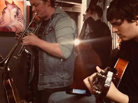 12/17  Blues Jam!