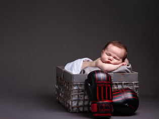 Newborn Prop Photoshoot