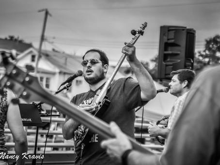 Saturday, Sept. 21, 2019 Open Jam- Original Music of Erik Tuttle