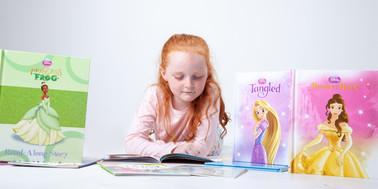 Child Prop Portrait Photography