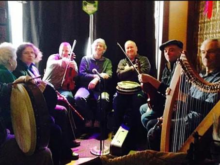 12/10 Traditional Irish Music