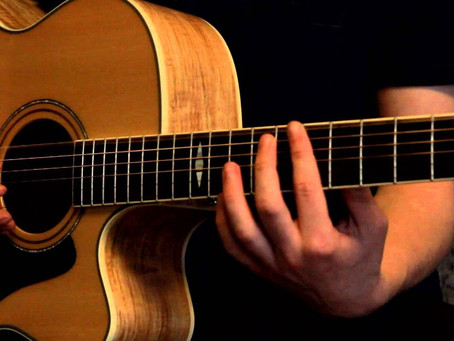Every Tuesday @ 1pm Guitars and Songs