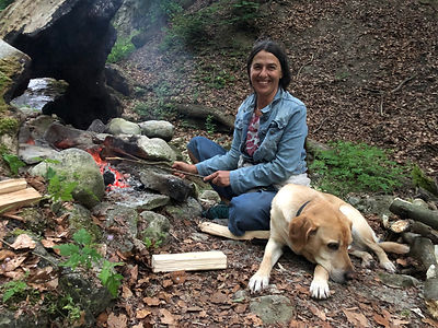 Wildkräuterkochkurs outdoor: Wildkräuterexkursion und Kochen am Feuer (Warteliste)