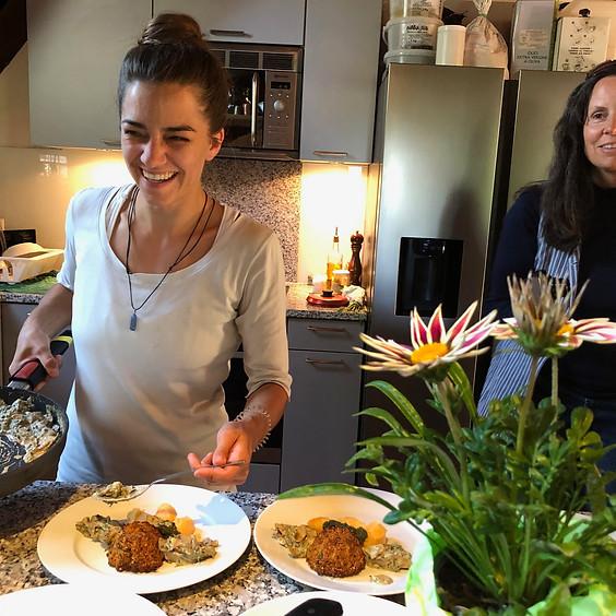Grundlagen der vegetarischen und veganen Wildkräuterküche