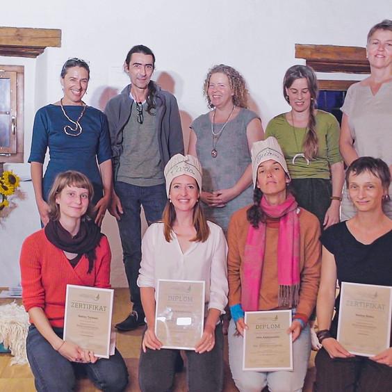 Öffentliche Diplomfeier der Empowerment for Life Wildkräuterschule