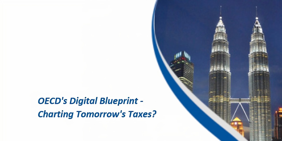 OECD's Digital Blueprint: Charting Tomorrow's Taxes?