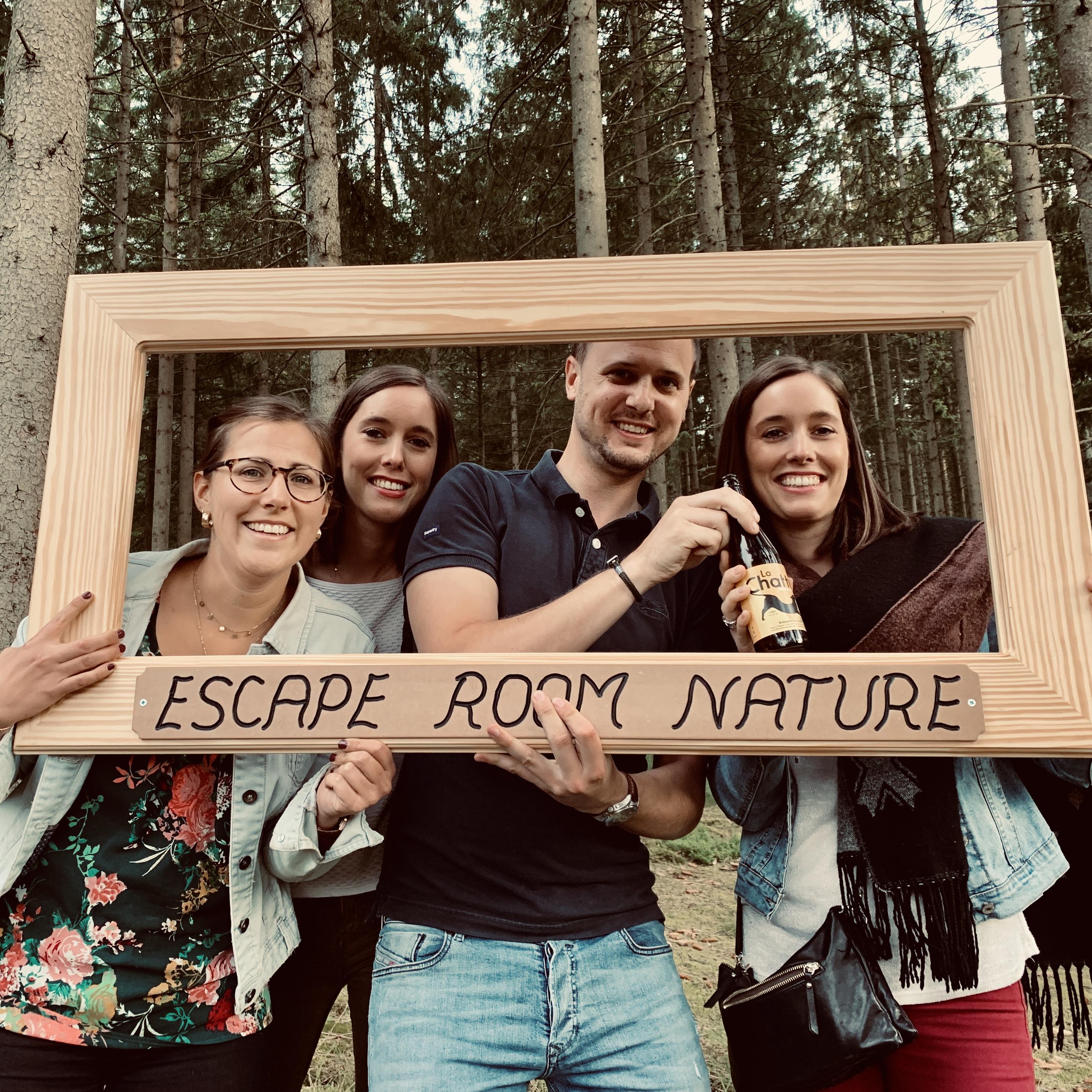 escape game nature