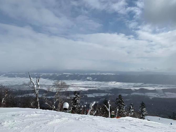 富良野雪場高鋒