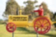 Sharron Park tractors
