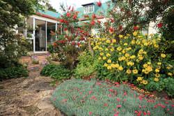 The Sharron Park homestead gardens