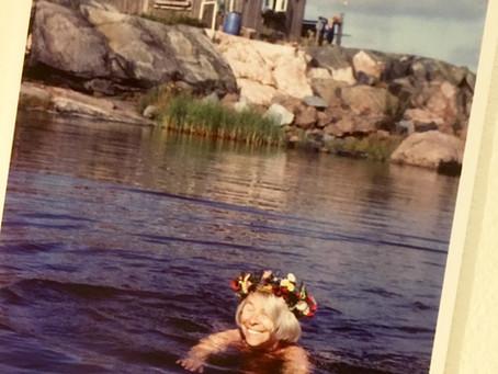 Tove Janssons ö blir min