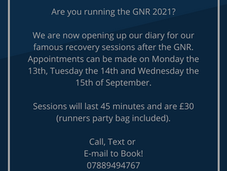 Are you running the Great North Run?