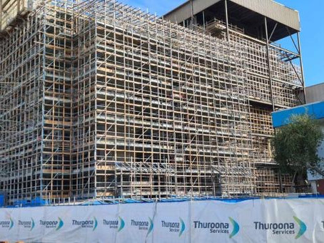 Synergy Kwinana Power station Rehabilitation project