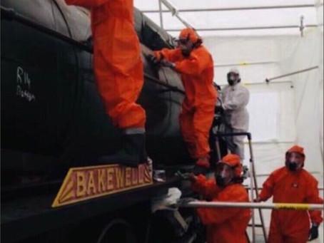 Bakewell Locomotive