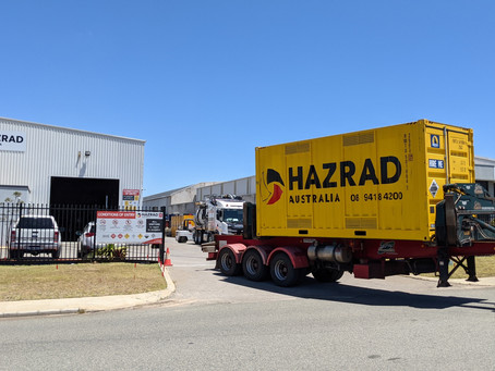 Dangerous Goods storage and disposal