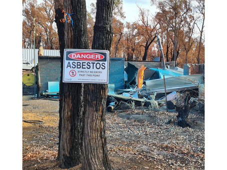 Wooroloo Bushfire Coordinated Residential Clean- up Program