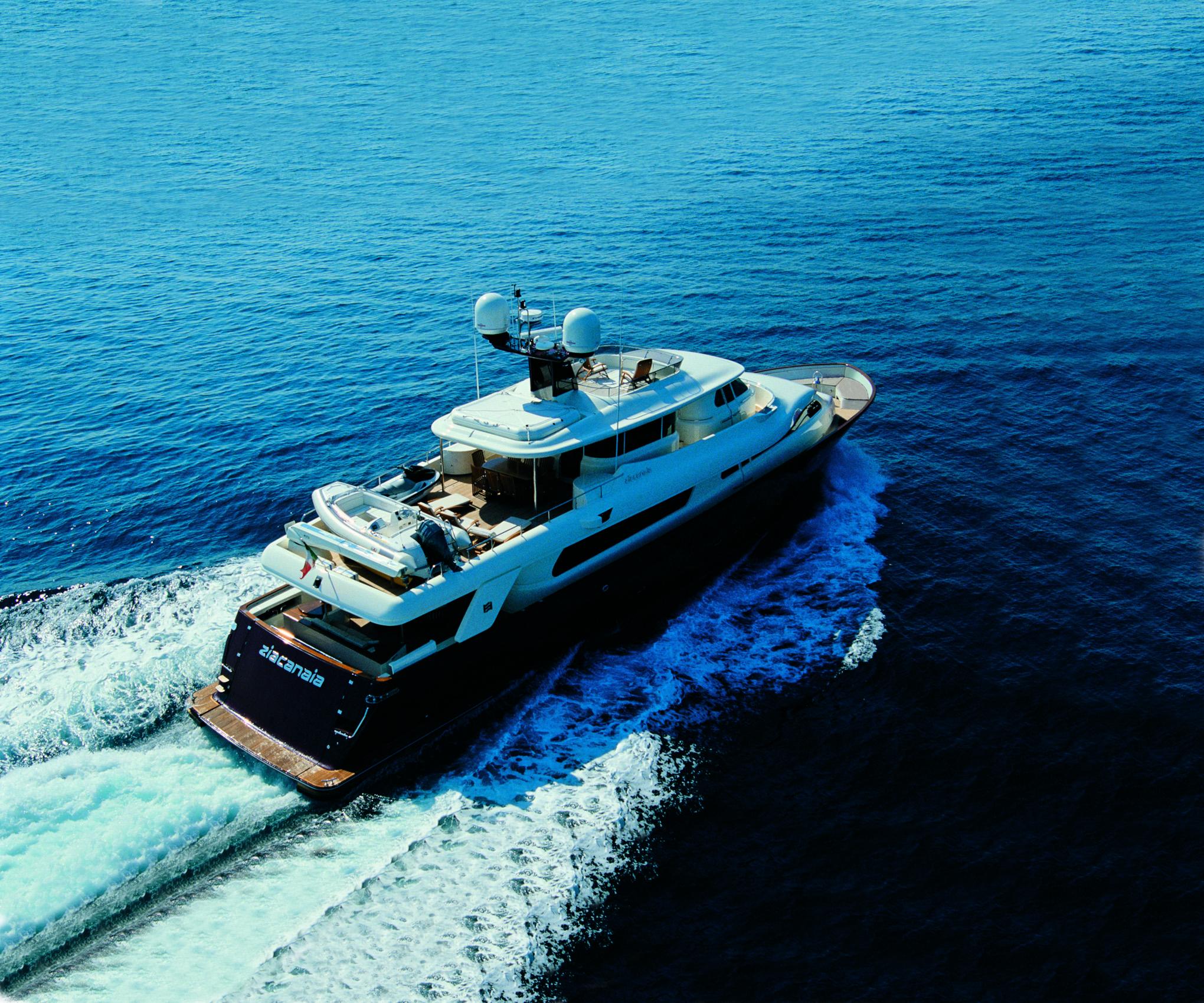 Ferretti Custom line- Navetta 30