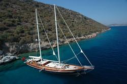 Gulet charter - Zephyria II