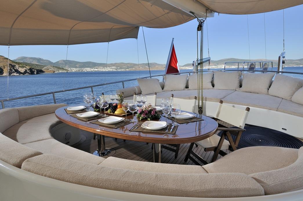 Dolce mare - Luxury gulet 36m