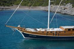 Gulet charter - Burc U Zafer