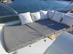 Yacht R MANY -  Flybridge Sunpads.jpg