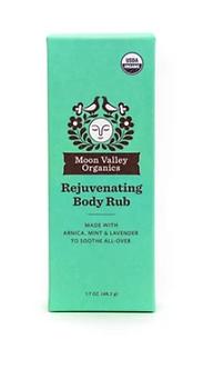 Body Rub Cream