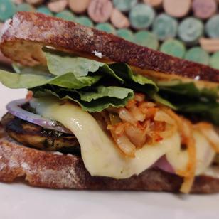 Grilled Chicken Ciabatta Sandwich