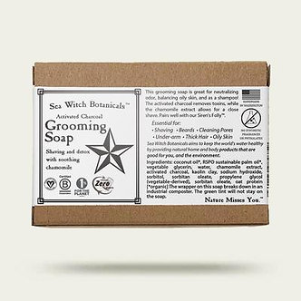 Grooming Soap
