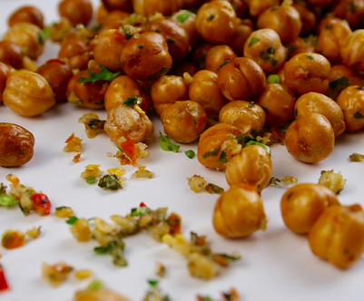 Chickpea Snacks