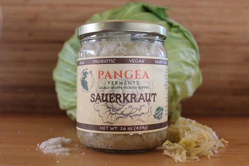 Sauerkraut & Kimchi