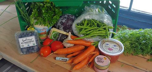 Harvest Basket: Family