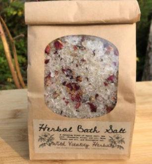 Herbal Bath Salts
