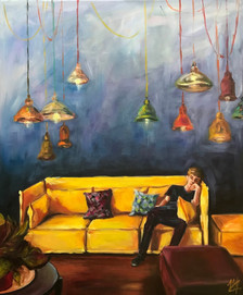 The Yellow Couch
