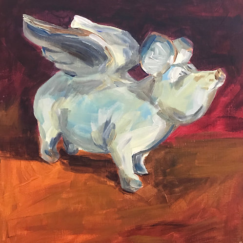 When Pigs Fly - Pack of 4