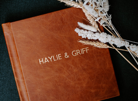 Wedding Albums Are Forever!