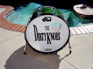 Studio Session Drummer Matt Laug - LIVE GIG with The Dirty Knobs.
