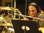 Studio Session Drummer Matt Laug - Recording singer/song writer demos.