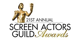 Session for the  21st Annual Screen Actors Guild Awards