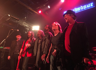 The Dirty Knobs, Tom Petty & The Heartbreakers and Jeff Lynne of ELO.