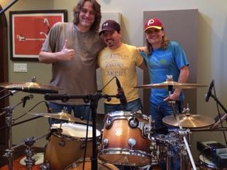 Studio Session Drummer Matt Laug - Session for Firstcom/Universal Music Group