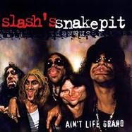 Rare Video Of Slash's Snakepit Tracking In The Studio, July 1999.