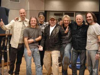 """10 year anniversary of recording Vasco Rossi's """"Gioca Con Me""""."""