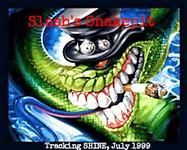 "(RARE) Slash's Snakepit Tracking ""SHINE"", July 1999."