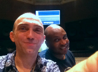 "Matt Laug Online Session For Saxophonist Andrea ""Cucchia"" Innesto."