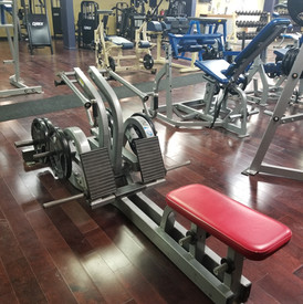 Nautilus Iso Lateral Seated Row