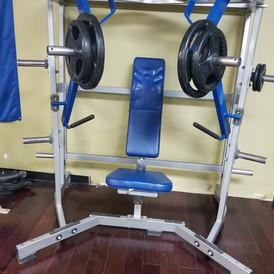 Hammer Strength Iso Lateral Wide Chest P
