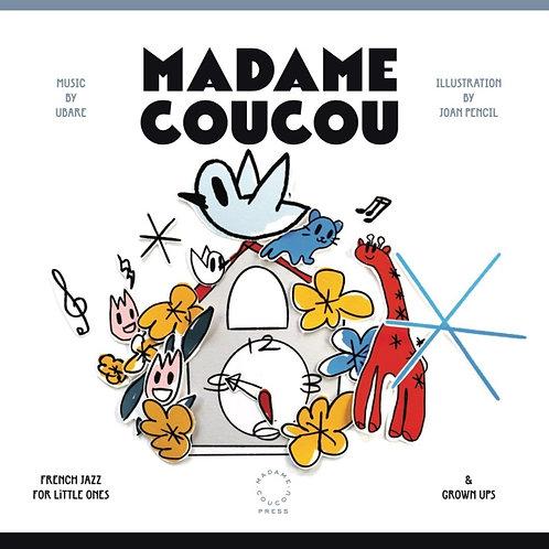 Madame Coucou SOUND BOOK