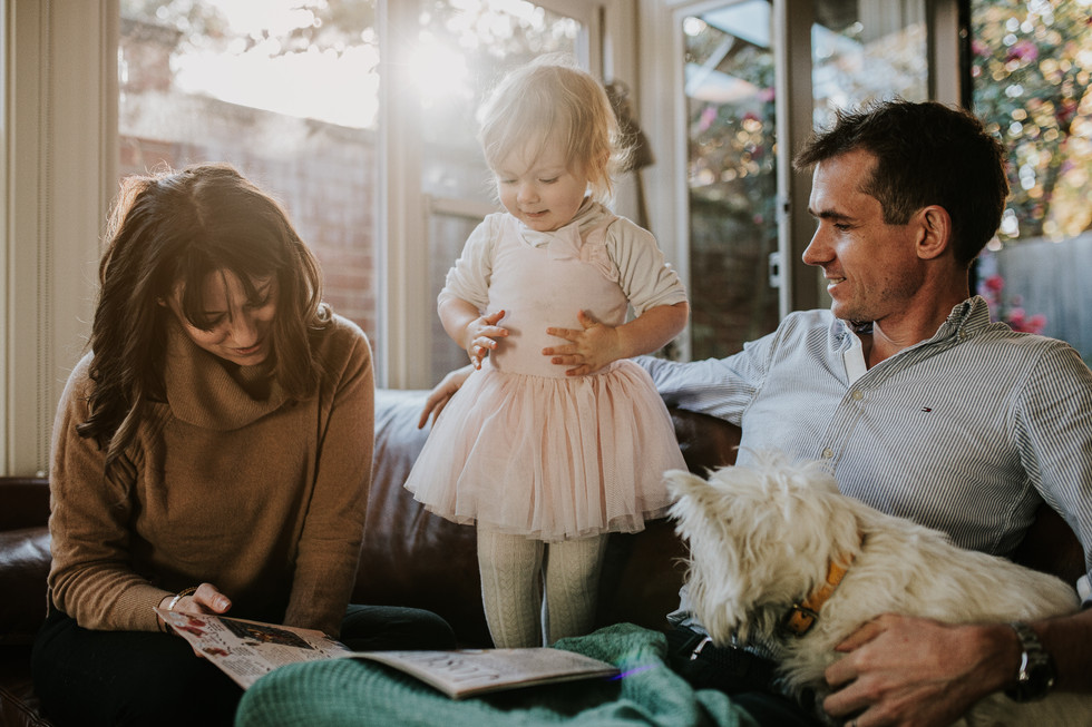 Family Photos and films | Melbourne | Paige Gotts Photos and Films