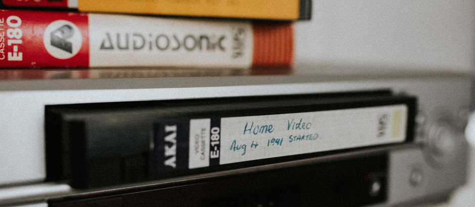 Converting VHS Tapes To Digital | Melbourne
